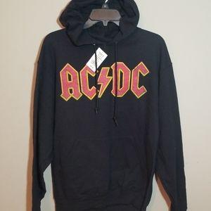 AC/DC Shirts - NWT Men's AC/DC Hoodie